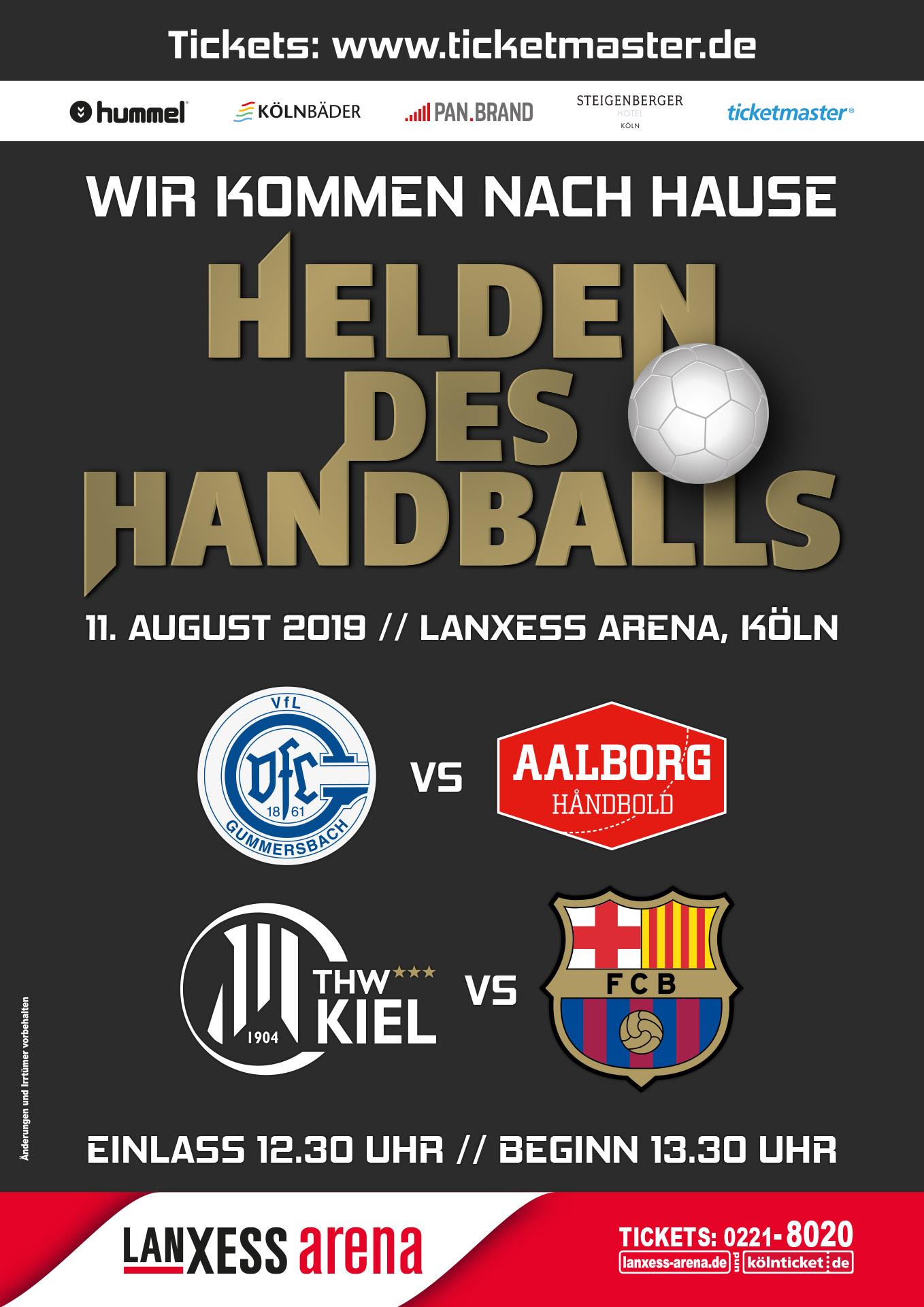 THW Kiel vs FC Barcelona